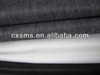 SMSZ10303 20% polyester 80% nylon strong fusible nonwoven interlining