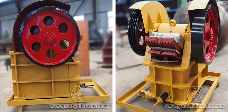 Best price Lab Jaw Crusher CE quality small PE 150 x 250 jaw crusher