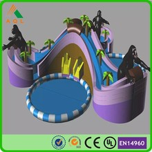 Inflatable toys manufacturer commercial jumping castles sale/ bouncy castles commercial sale