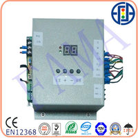 DC current Solar energy solar wireless traffic light controller