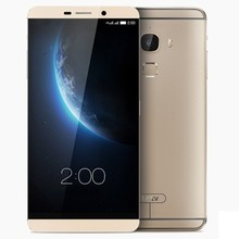 Drop Shipping Letv Le Max 6.33 inch IPS Screen Android 5 SmartPhone Qualcomm Snapdragon 810 Octa Core RAM 4GB 128GB cell phone
