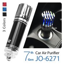Best Selling Remove odors and bacteria 12V Ionic Car Air Cleaner JO-6271