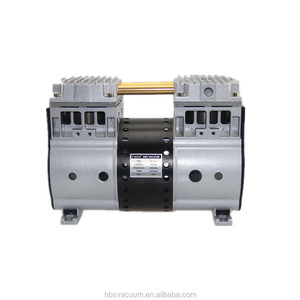 oil free auto vacuum pump hp-1400v for piston system