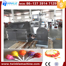 TKE591 AUTOMATIC LOLLIPOP CANDY WRAPPING MACHINE