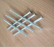 Made in china hot sale diamond point all sizes concrete steel nail