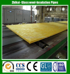 Fiberglass wool heat insulation blanket for industrial furnaces