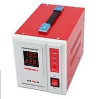 SVE 2000 VA Voltage Regulator AC 220V Digital Control Power Supply Voltage Stabilizer Pitbull Brand