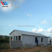 Kenya cheap prefab house