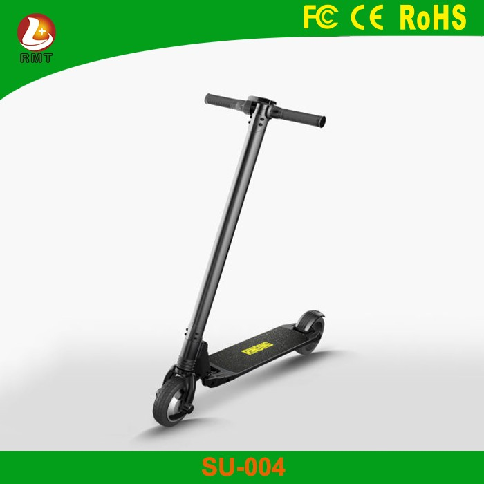 2016 Hot Sale All Aluminum Adult Kick Scooter With Foot Brake, Electric Scooter