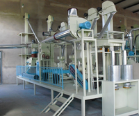 40--150tpd wheat flour mill with best price