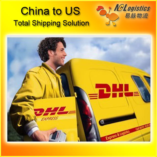 cheap dhl express from China to USA