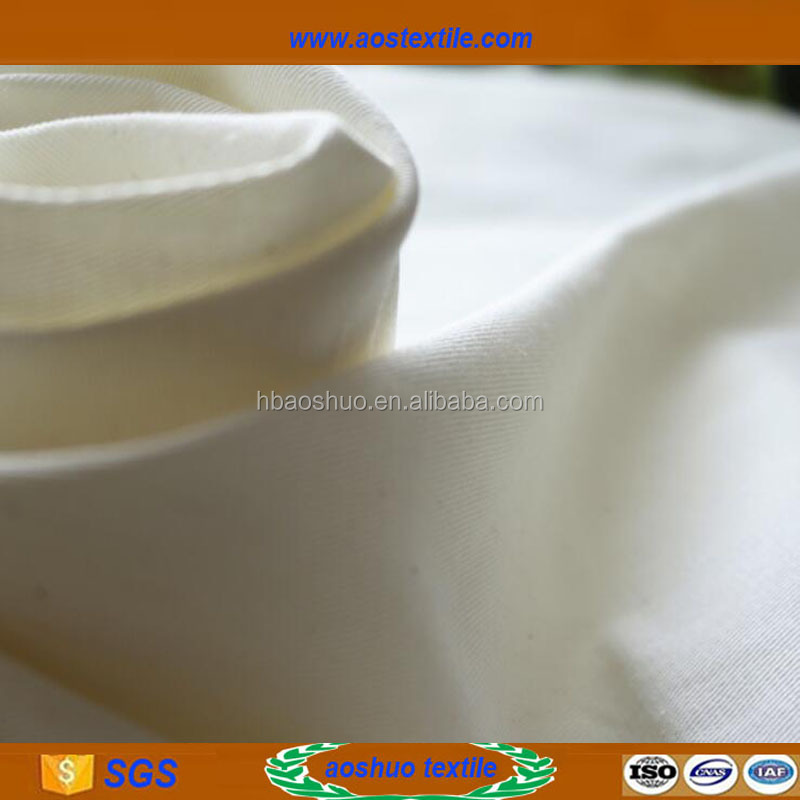 China manufacturer stocklot polyester/cotton fabric for doctor uniform