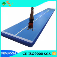 factory supply inflatable tumbling mat inflatable air track for gym