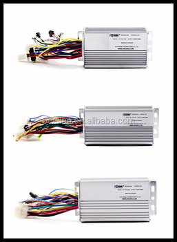 different kinds of power and voltage electric three wheels motorcycle motor controller