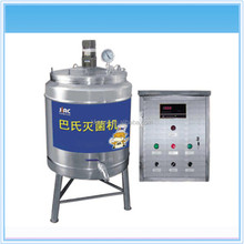 Commercial Automatic Small Milk Pasteurization Machine