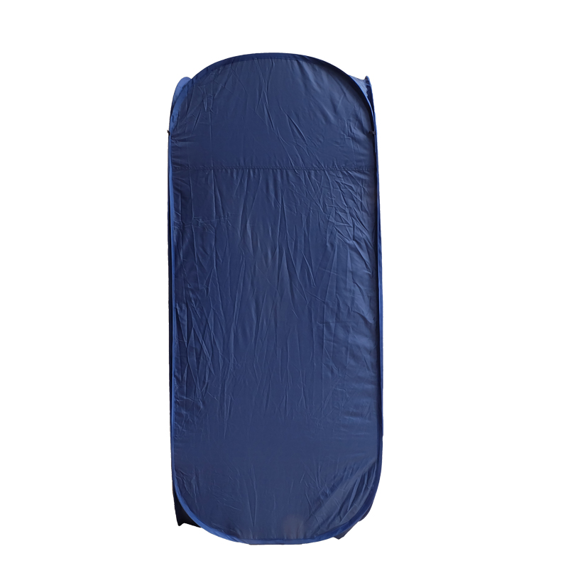 Foldable Blue Changing Room Tent Canopy For Babies For Hiking