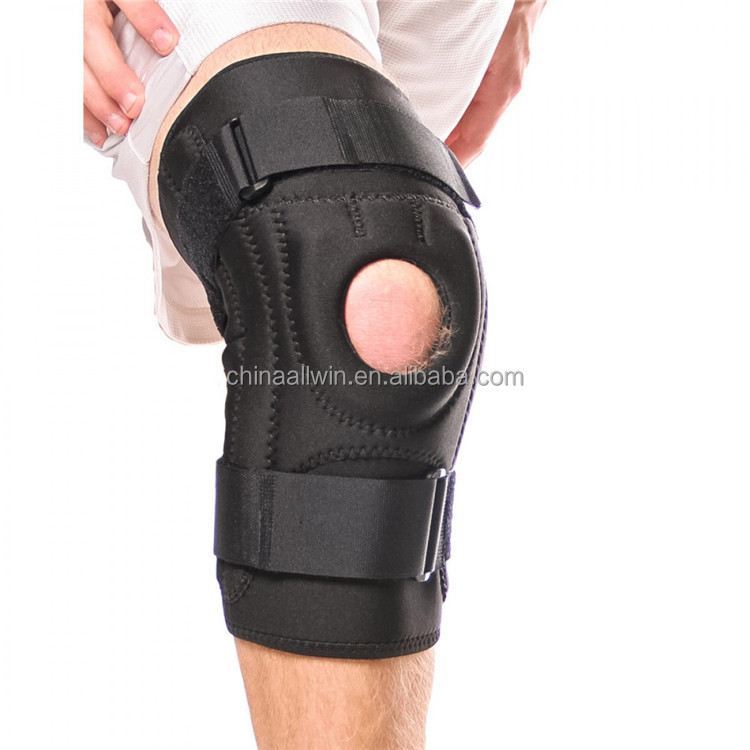 AllWin-E06 Neoprene Customized professional yc support knee for men and women