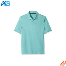 Uniform Working Clothing 75% Cotton 25% Polyester Pique Blank Plain Dye Working Uniform Factory Promotion Men Polo Shirt
