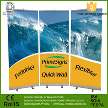 Custom printing fabric roll up banner