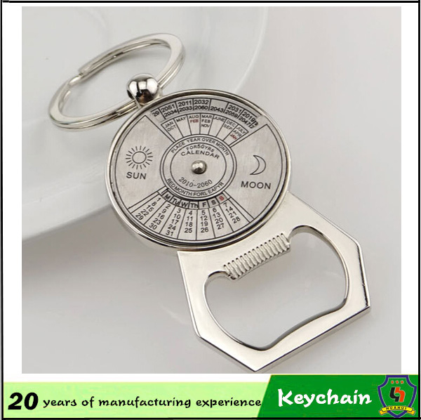 digital photo frame/ custom calendar keychain for souvenir, decoration, promotion (HH-keychain-589)