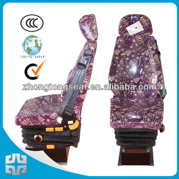 ZTZY1050 bus driver seat