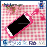 silicone rubber phone case protector