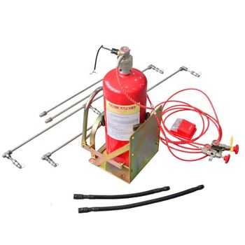 Automatic Fire Suppression Systems for Boat