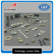 Chinese Magnet factory new product speaker ring ferrite magnet