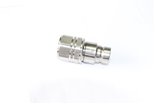 BSP thread Female & Male Quick Connect Couplings According To ISO 16028