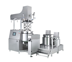 LIENM Supplier Chemical Machinery Mixer Equipment Cosmetic Liquid Soap Making Machine