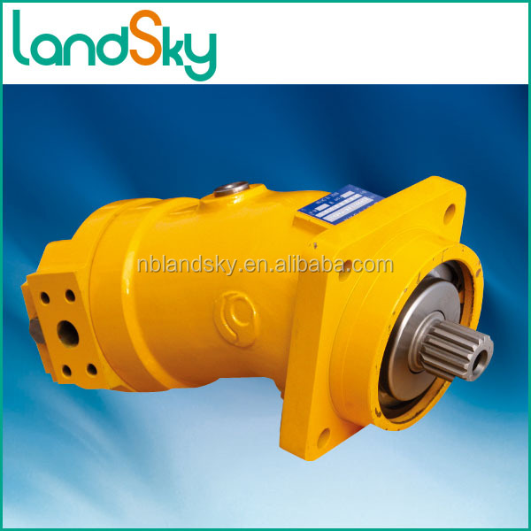 LandSky Machinery equipment cast iron trw kawasaki hydraulic saw motor