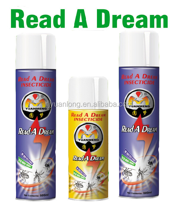 RAD/ READ A DREAM permethrin insecticides/ Spray
