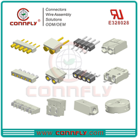 2.54, 4.0, 6.0mm pitch plug & socket smt type led connector