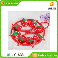 High Grade Best Economical Plastic Round Socks hanger with 8 pegs