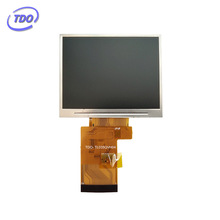 QVGA 320x 240 3.5inch trasflective sunlight readable tft lcd screen
