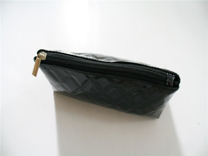 small PU leather travle cosmetic bag