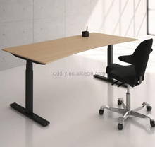 Factory price standing desk height adjustable office furniture