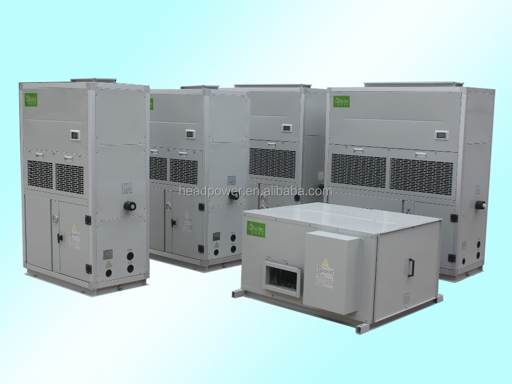 Ground water source air conditioner without outside unit for Ground air conditioner