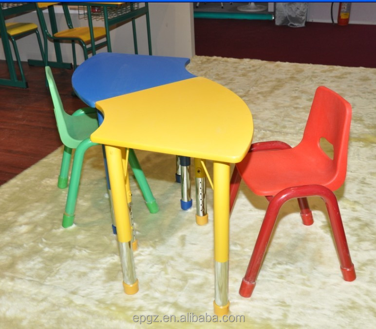 Amazing Daycare Furniture Children Classroom Plastic Table And Chair Set View Classroom Plastic Table And Chair Oem Product Details From Guangzhou Download Free Architecture Designs Scobabritishbridgeorg