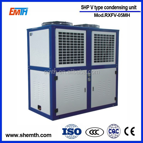 cooling system for refrigeration