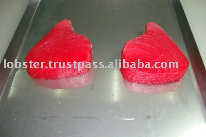 Good Quality Natural Fresh Frozen Yellowfin Tuna Steaks