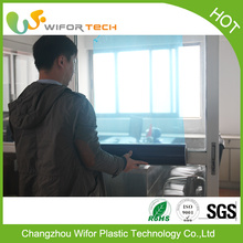 Alibaba Supplier PE Adhesive Tinted Vinyl Window Film