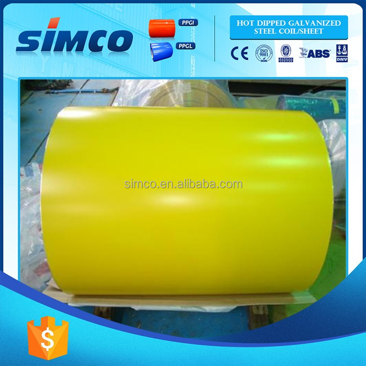 Top sell dx51d color steel coil