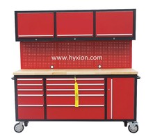 72 INCH Garage and Workshop steel wall cabinet
