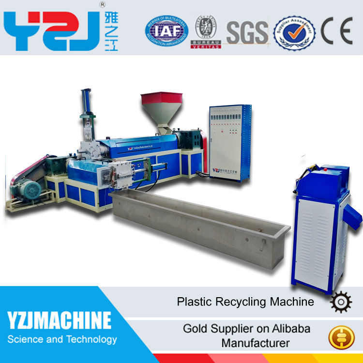 Professional factory automation plastic pellet making machine price and machine for make pellet plastic