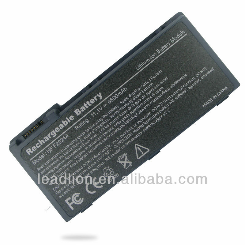 Laptop or notebook battery for HP F2024A Series