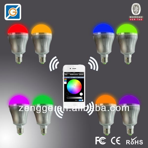 high watt mr16 led bulb with bluetooth Remote,new products in electronics