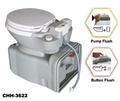 Cassette toilet for camping, RVs, boats, holiday home
