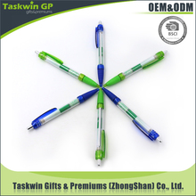 Hot selling cheap banner advertising ballpoint pen for Promotional Gifts Retractable