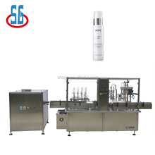 SGPWJ Specialty Bottle Unscrambler And Capping Machine Production Line